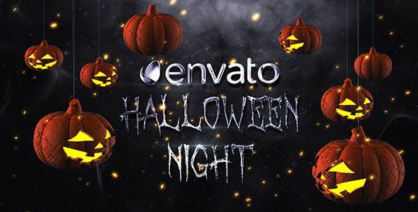 Videohive - Halloween - 20762410