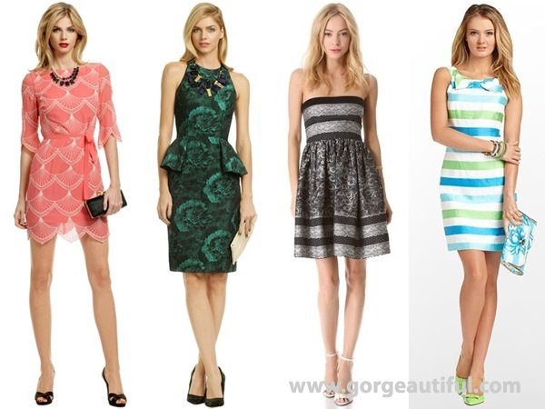 What To Wear To Semi Formal Wedding