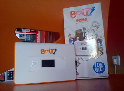 4G LTE Bolt Modem Mifi Orion