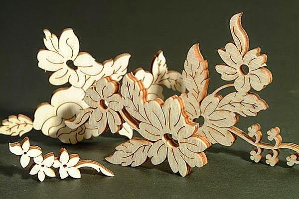 лазерная резка фанеры киев цветы