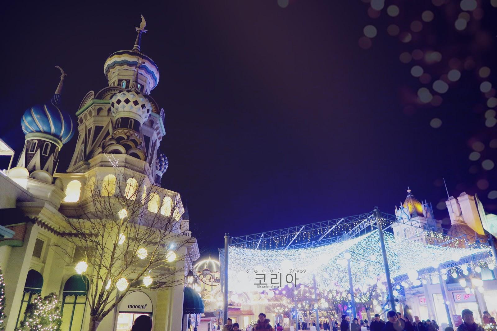 首爾 | 愛寶樂園 Everland Theme Park 에버랜드 #交通介紹 #愛寶樂園完整指南地圖 - Her Wanderlust Lens
