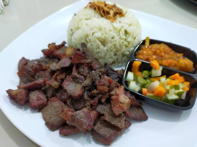 Sei Sapi Makanan Khas Nusa Tenggara Timur  di Cafe JomTea Batam