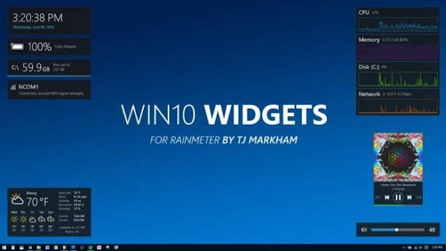 Win10 Widgets Download