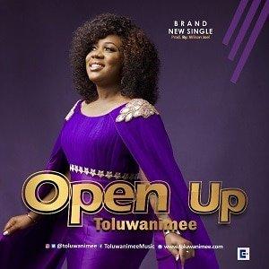 Toluwanimee - Open Up Lyrics