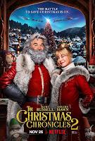 The Christmas Chronicles 2 (2020) Dual Audio Hindi 1080p HDRip