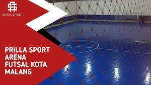 Prilla Sport Arena Lapangan Futsal di Malang