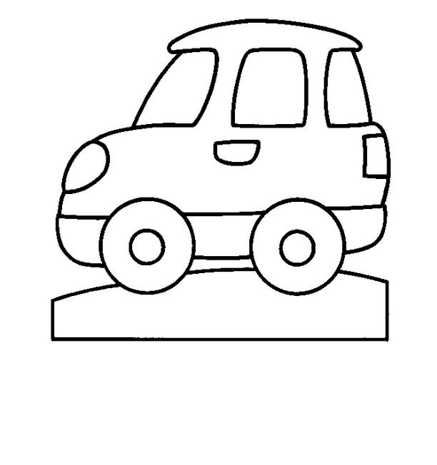 Los Dibujos Para Colorear Dibujos De Coches Y Carros Para Colorear