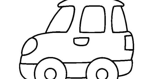 Dibujos De Coches Para Colorear: Los Dibujos Para Colorear : Dibujos De Coches Y Carros