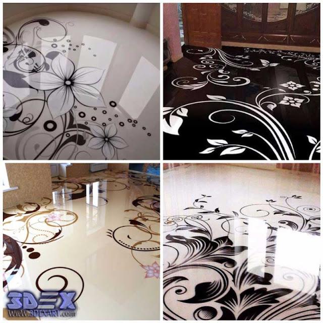 3d floor patterns, 3d epoxy floor, 3d floor tattoo, 3d flooring