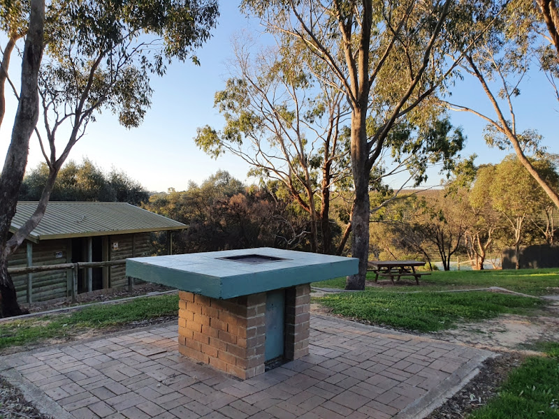 Onkaparinga River National Park Chapel Hill Lookout