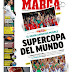 Así vienen las portadas de la prensa deportiva del viernes 23 de marzo de 2018