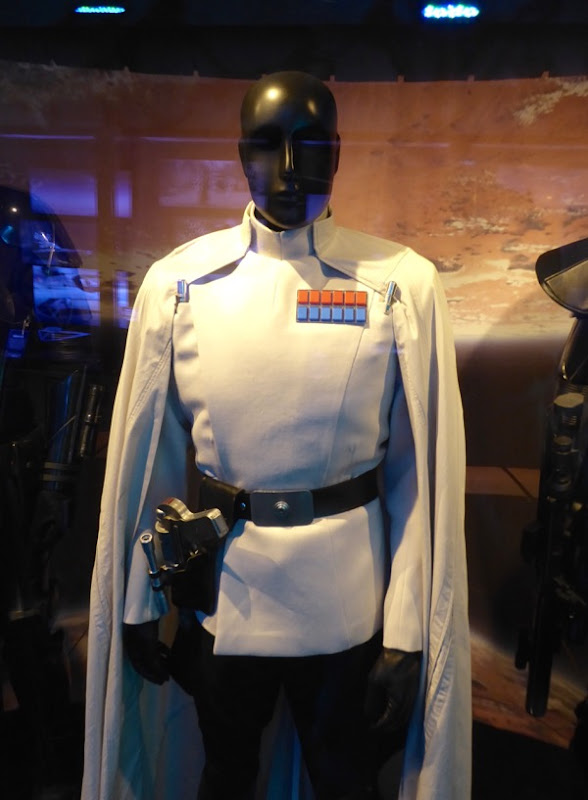 Director Orson Krennic Rogue One Imperial costume