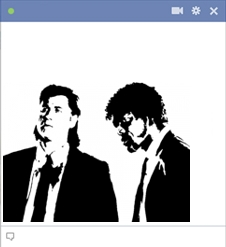 Pulp Fiction Emoticon