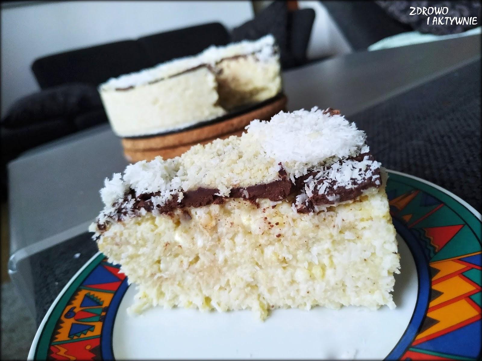 Rafaello jaglane z czekoladą bez pieczenia