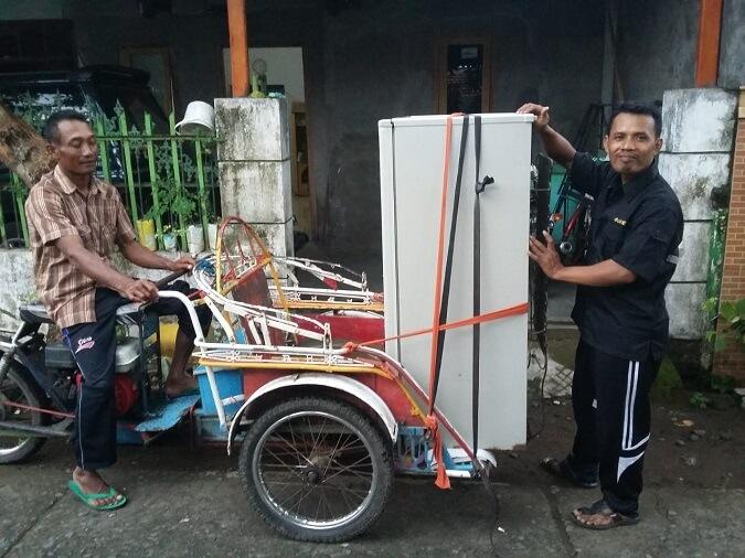 service ac kulkas mesin cuci mas Andri