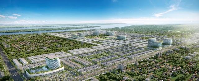 tìm hiểu dự án Stella Mega City Bình Thủ Cần Tho