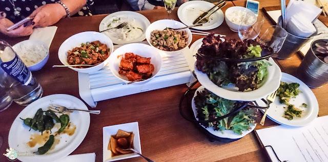 Ssam koreanisches Essen Restaurant Nürnberg