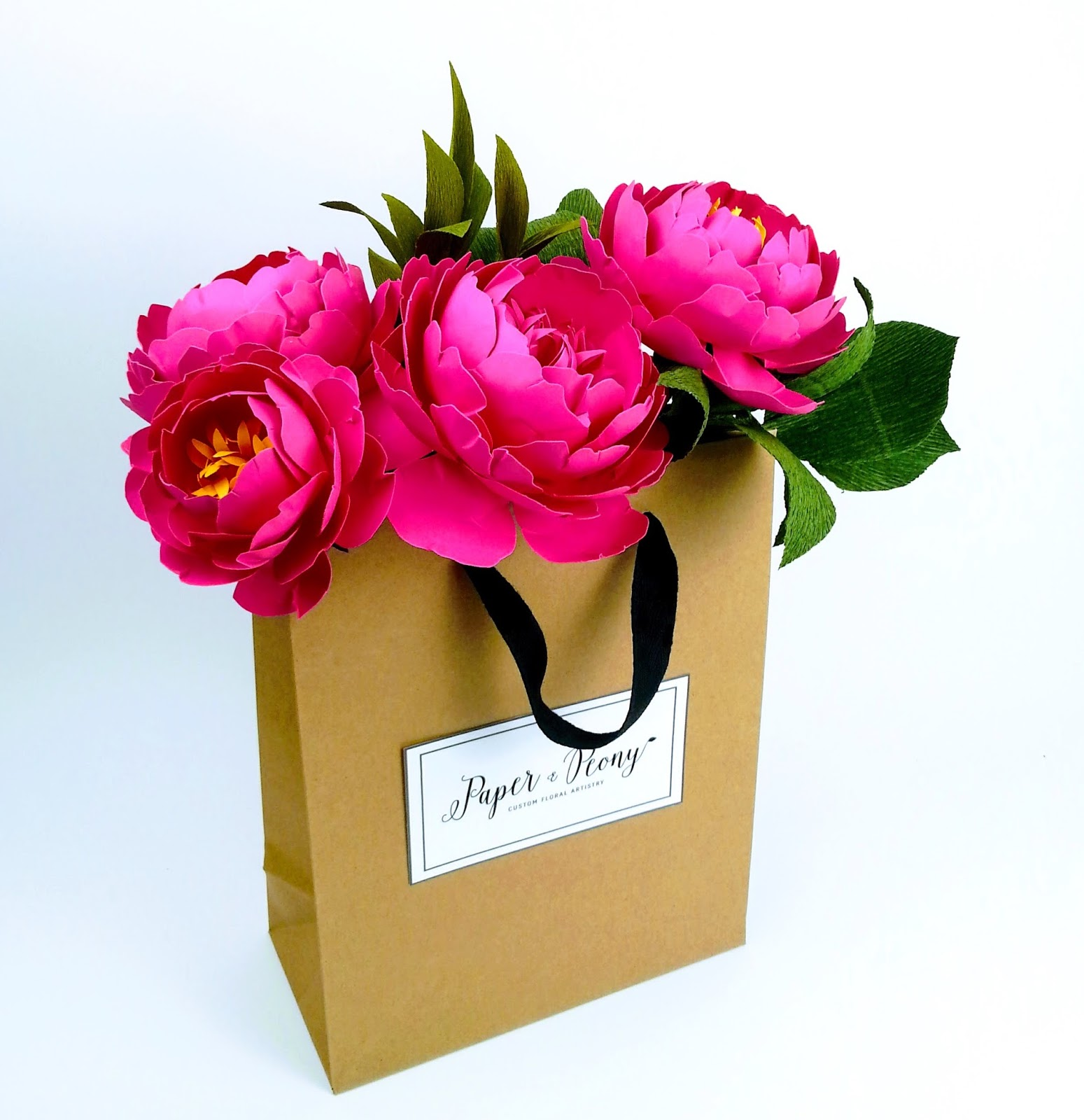 Paper peony tutorial no doubt all of you know that peonies are a favourite mightylinksfo