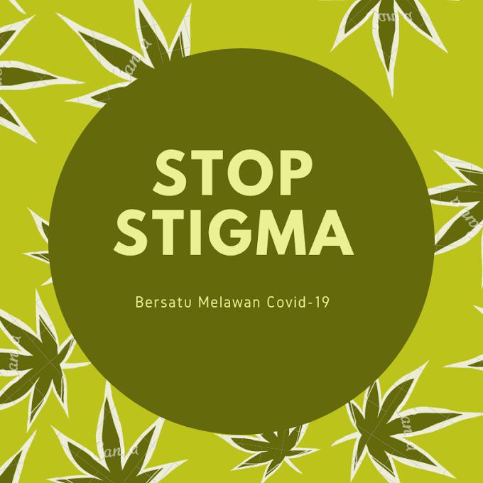 Alasan Tidak Boleh Memberikan Stigma dan Mendiskriminasi Pasien Covid-19