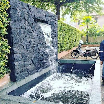Kolam water fall