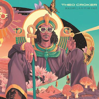 Blk2life A Future Past Theo Croker Album