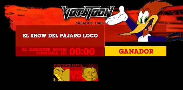Votatoon - Pájaro Loco