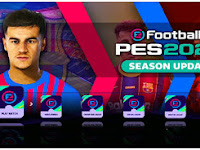 PES 2022 PPSSPP English Version New Straight Grass Best Graphics HD & New Update Realistic Face