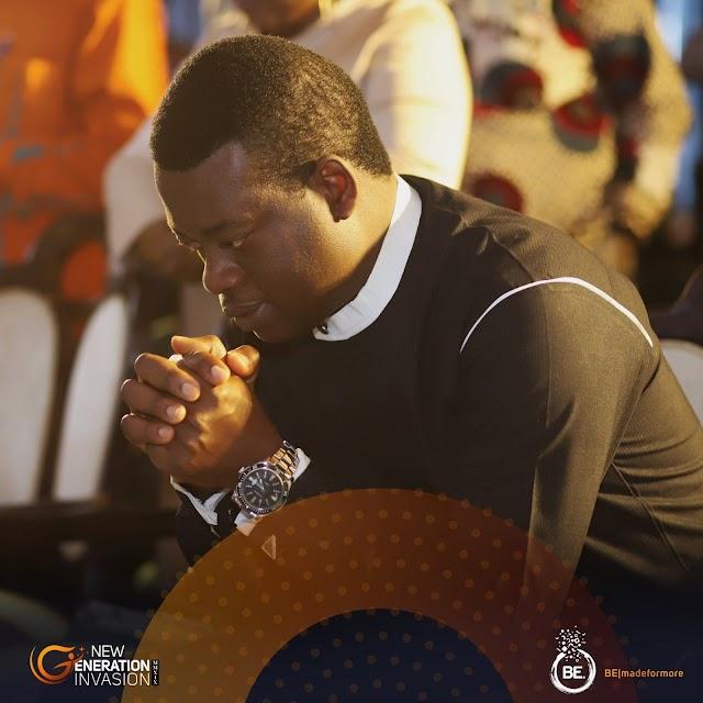 The Biography of Apostle Arome Osayi
