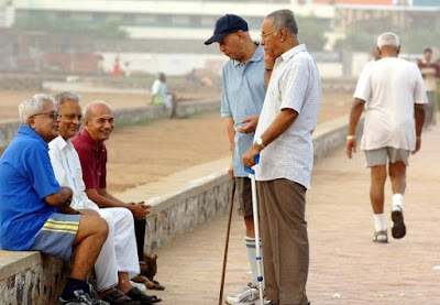 facilities for senior citizens in India
