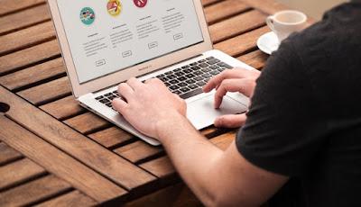 menjadi blogger,pekerja keras