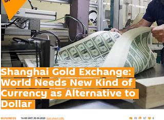 미국달러 대체 국제통화 국제통화기금(IMF) 특별인출권(SDR) - 중국 Wang Zhenying, Zhou Xiaochuan