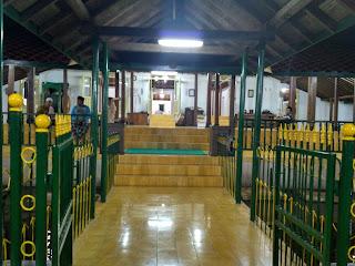masjid pathok negoro ploso kuning minomartani sleman