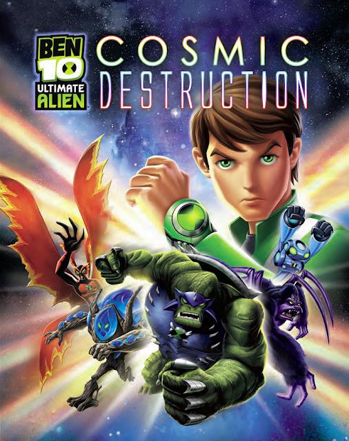 تحميل لعبة ben 10 ultimate alien