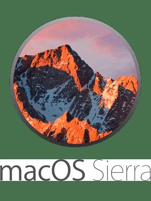 macOS Sierra box