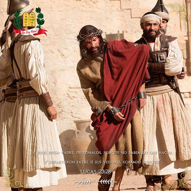 PASAJE BÍBLICO -  LUCAS 23;28