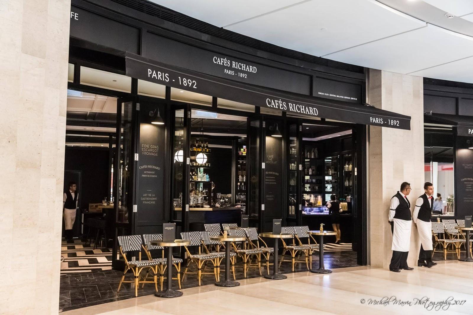 Extrêmement Cafés Richard, A Parisian Dream @ Resorts World Genting | Everyday  RG35