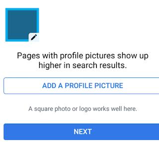 Select Profile Picture