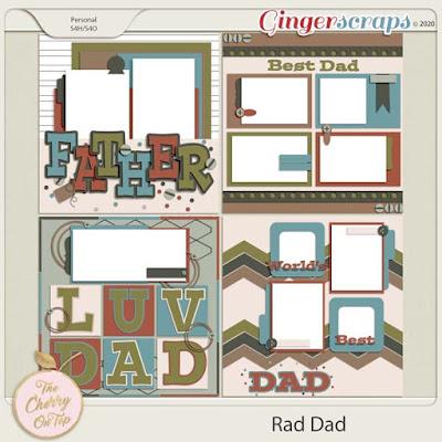 Rad Dad Templates