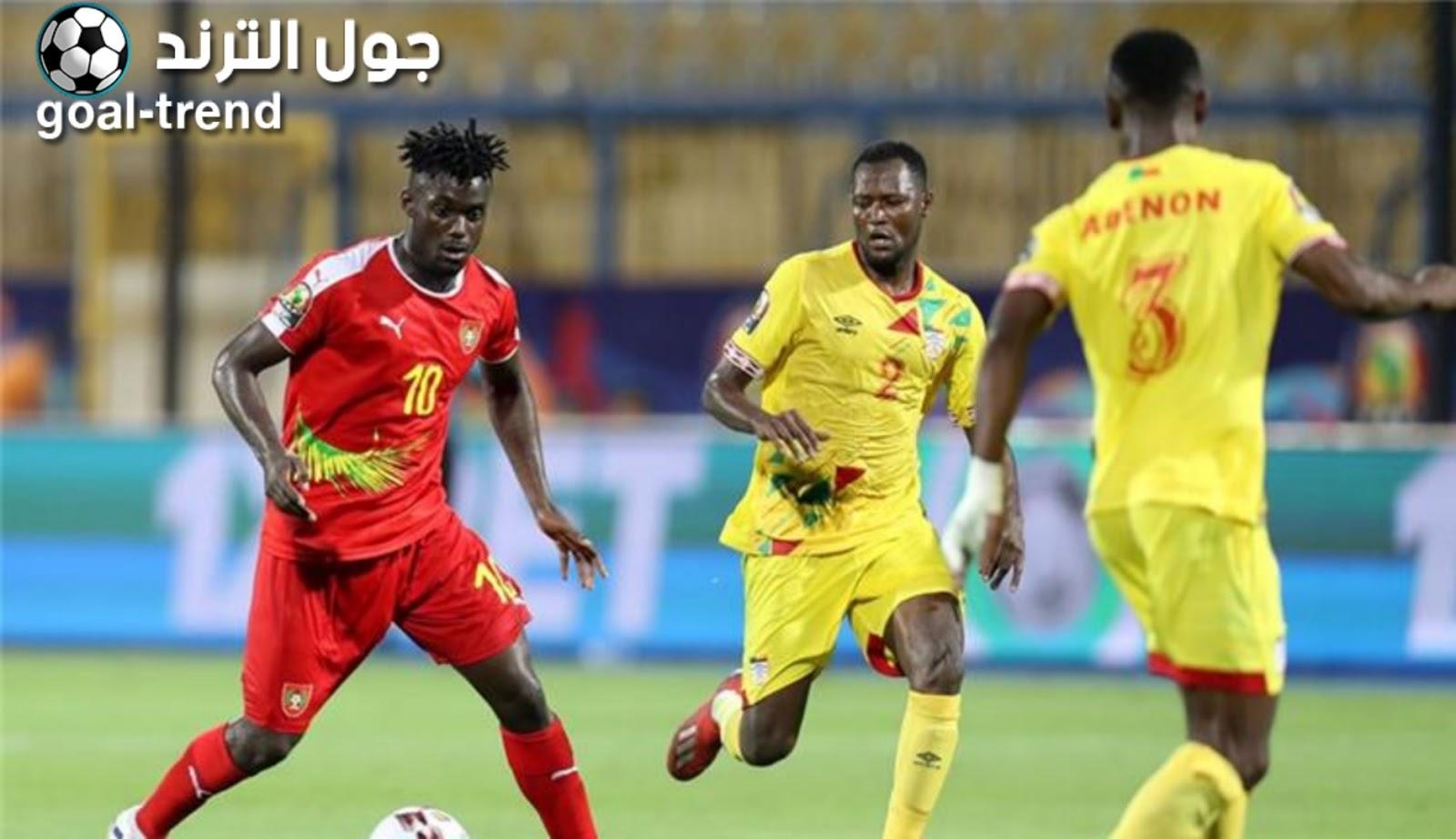 نتيجة مواجهة بنين والكاميرون في كأس امم افريقيا
