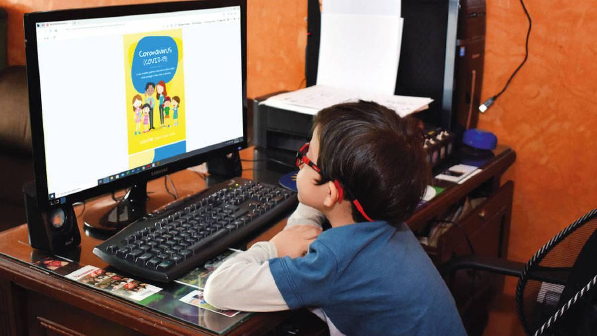 Desde hoy estudiantes en Villavicencio inician clases desde casa