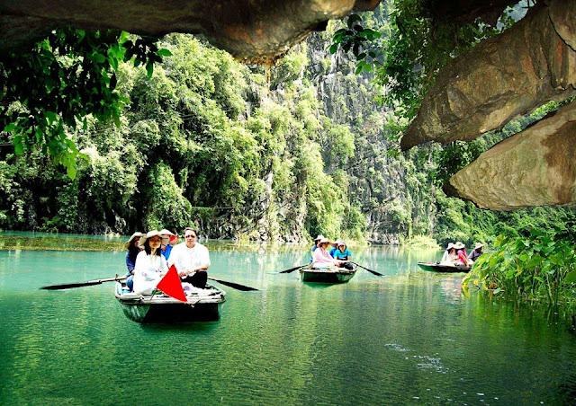 Chia sẻ kinh nghiệm du lịch Tràng An Ninh Bình 1