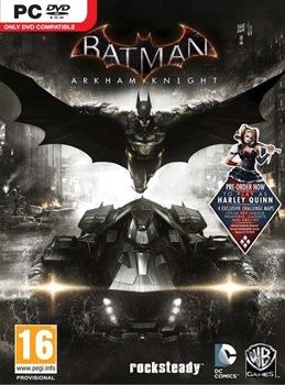 Batman Arkham Knight Em Português PT-BR + Todas DLC's – PC [ Atualizado ]