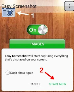 Camera icon par click kar start now par click kare