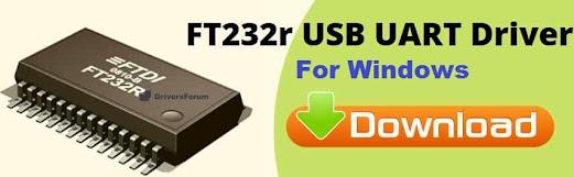 FT232R USB UART Driver