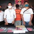 Tim Puma Bekuk Bandar Judi Togel Online Dengan Omzet Miliaran Rupiah