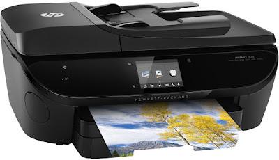 HP ENVY 7640-W