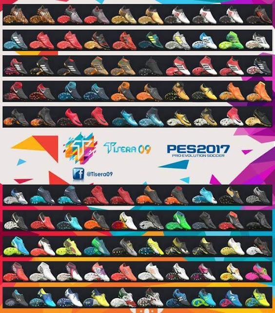 New Bootpack V7 2017/18 PES 2017