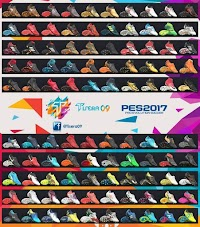 New Bootpack V7 2017/18 + Fix - PES 2017