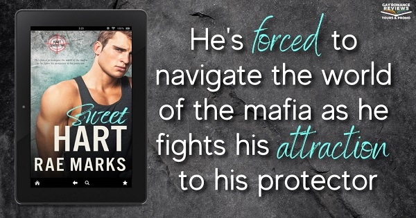 He's forced to navigate the world of the mafia as he fights his attraction to his protector.