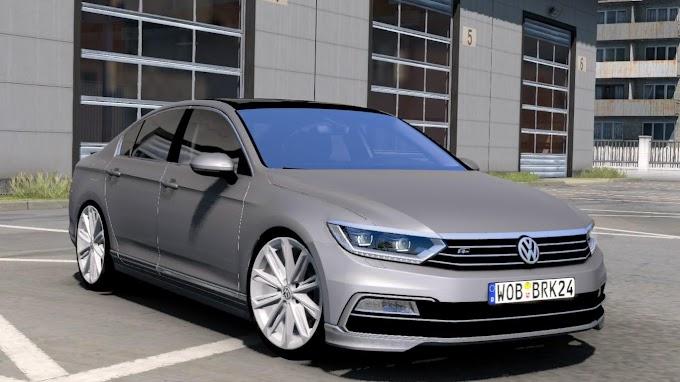ETS 2 - Volkswagen Passat V1R60 Modu (1.40)